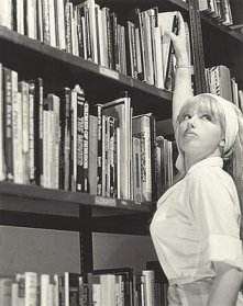Cindy Sherman/Librarian